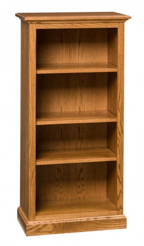 choices alder bookcases finish solid shaker archbold x shelf bookcase furniture high wide wood in