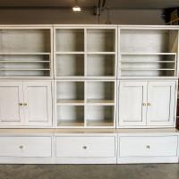 Custom Locker unit