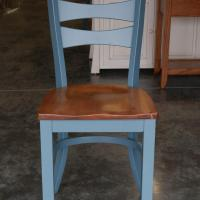 "24""Sierra chair  Seely & Riverway paint"