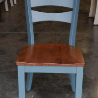 Sierra chair  Seely & Riverway paint
