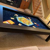 Custom Game Table