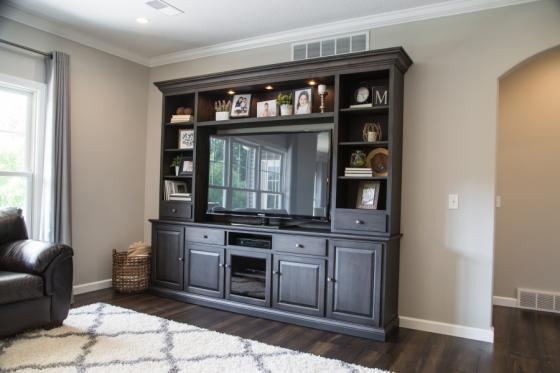 For Some Families In Northeast Ohio, Wooden TV Stands Are Primarily Meant  To Be A Way To Keep The TV Out Of Reach Of Children, Or To Make It Easier  To Watch ...