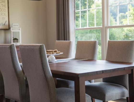 Did You Know That At Swiss Valley Furniture, The Premier Amish Furniture  Store In Northeast Ohio, We Offer The Option For You To Custom Build Dining  Room ...