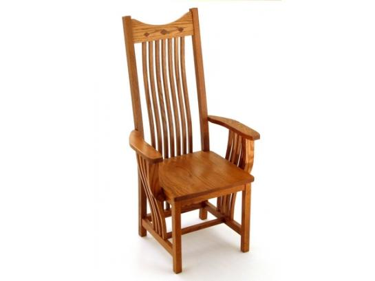 Classic Mission Arm Chair